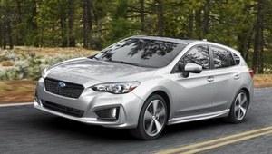 Subaru Impreza - zupełnie nowa generacja
