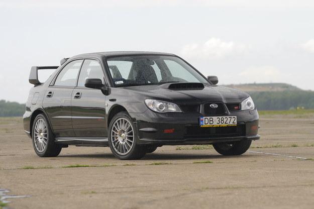 Subaru Impreza /Motor