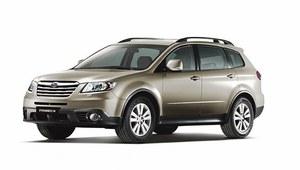 Subaru kończy produkcję Tribeki