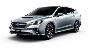 Subaru Levorg nowej generacji