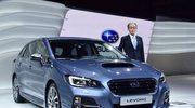 Subaru Levorg w europejskiej specyfikacji