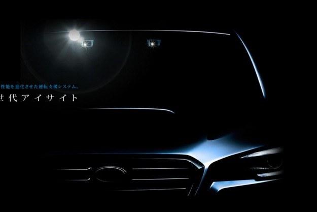 Subaru Levorg /