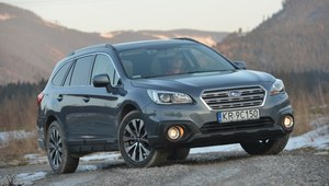 Subaru Outback 2.0D Exclusive - test