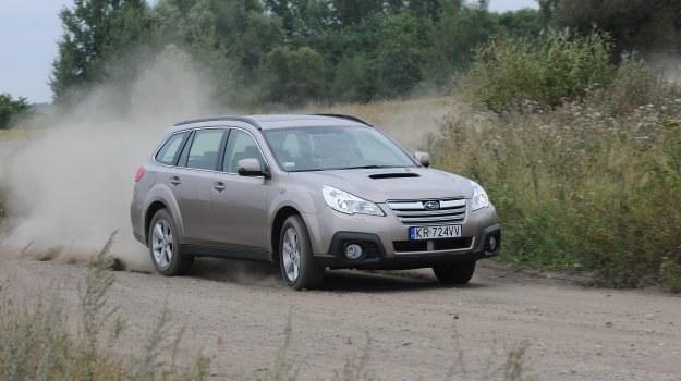 Subaru Outback 2.0D Lineartronic Comfort /Motor