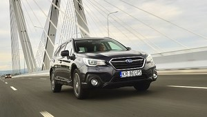 Subaru Outback 2.5i Exclusive - test