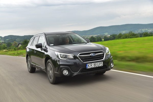 Subaru Outback 2.5i Exclusive