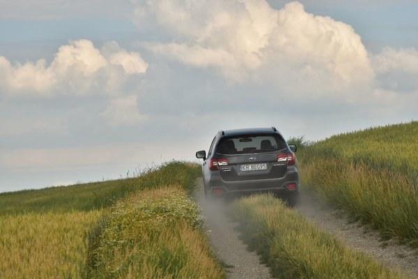 Subaru Outback 2.5i Exclusive