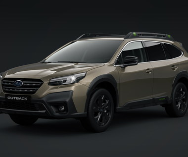 Subaru Outback dla Europy
