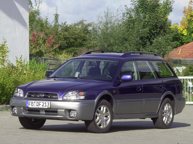 Subaru Outback II (2000-2004) /Subaru