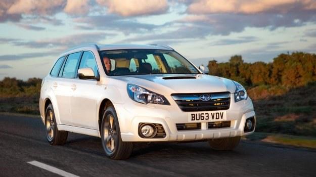 Subaru Outback po liftingu (2014) /Subaru