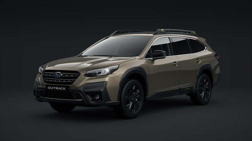 Subaru Outback /
