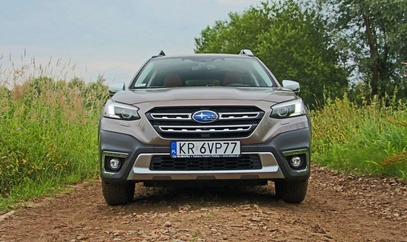 Subaru Outback /INTERIA.PL