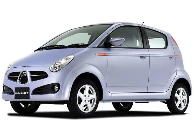 Subaru R2 (kliknij) /INTERIA.PL