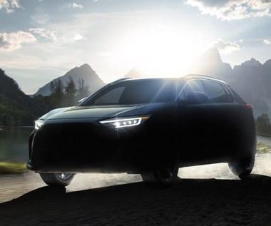 Subaru Solterra to nowy elektryczny SUV