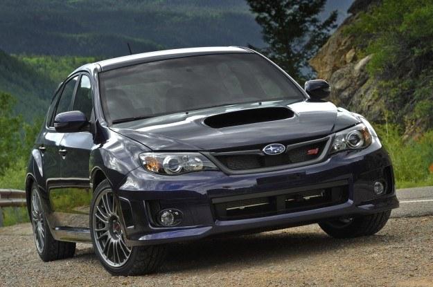 Subaru też daje satysfakcję... /