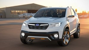 Subaru VIZIV - nowy Forester?