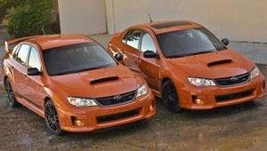 Subaru WRX i WRX STI na SEMA