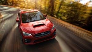 Subaru WRX - informacje i zdjęcia