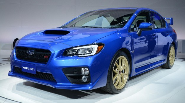 Subaru WRX STI /Newspress