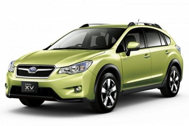 Subaru XV Hybrid /