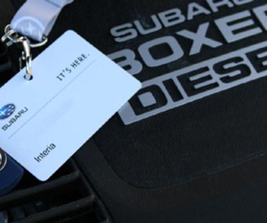 Subaru z dieslem typu boxer!