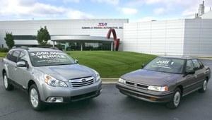 Subaru z nowym crossoverem