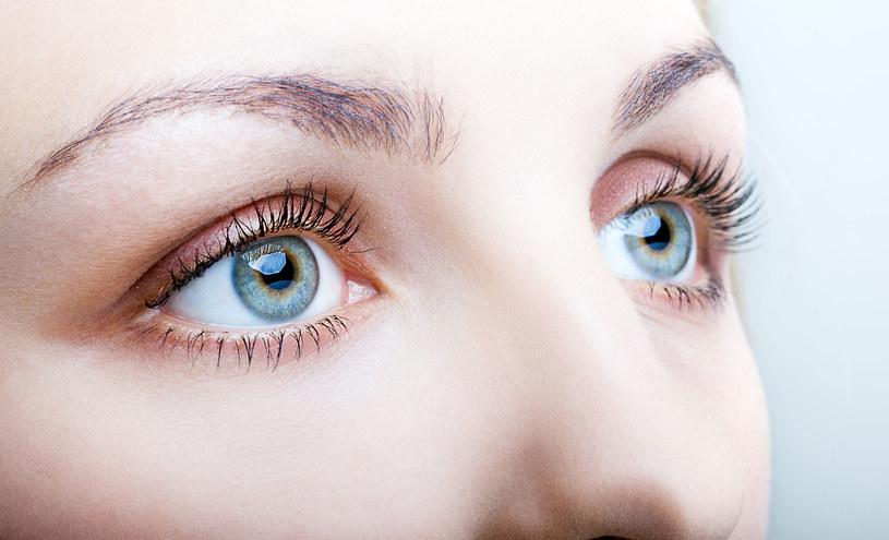 Sucha skóra pod oczami jest bardzo wrażliwa, dlatego wymaga szczególnej pielęgnacji /123RF/PICSEL