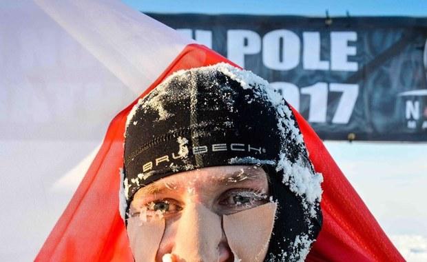 Suchenia o powrocie z Antarktydy: Jeszcze kilkanaście minut i nadal byśmy siedzieli na tym lodowcu