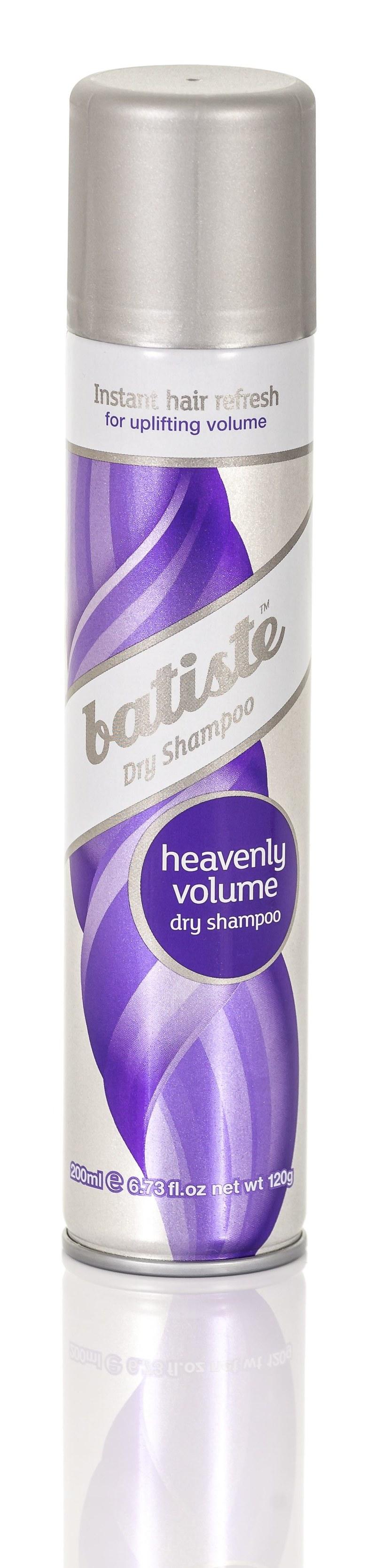 """Suchy szampon """"Heavenly Volume"""" /Styl.pl/materiały prasowe"""
