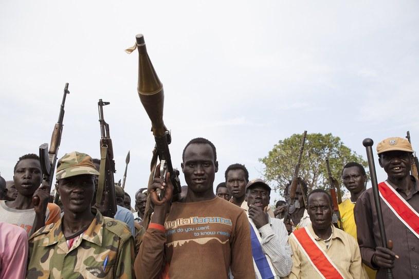 Sudan Południowy /AFP