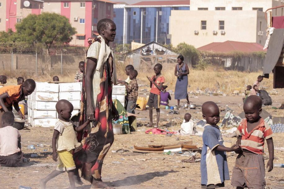 Sudan Południowy /AA/ABACA /PAP/EPA