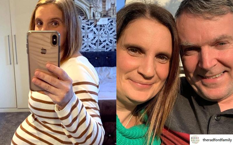 Sue i Noel od lat relacjonują swoje życie w mediach /instagram.com/theradfordfamily /Instagram