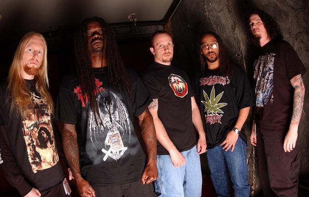 Suffocation w starym stylu /Oficjalna strona zespołu