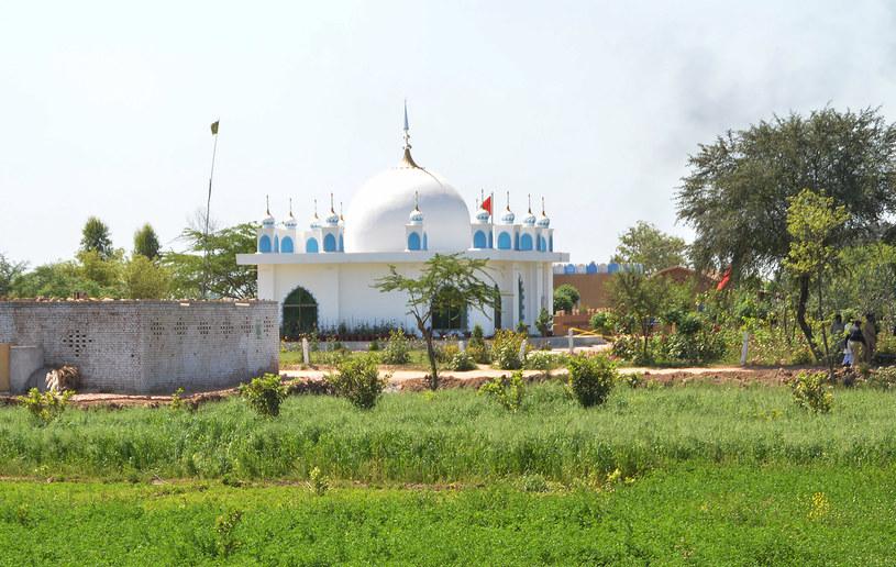Suficka świątynia, w której doszło do mordu /AFP