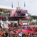 Sukces Ferrari, Kubica z punktami