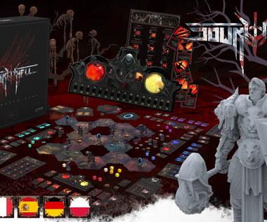 Sukces planszówki Down to Hell na Kickstarterze