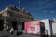 Sukces programu szczepień we Francji: Pół miliona dawek w 24 godziny