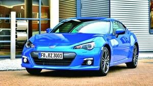 Sukces rynkowy Subaru BRZ w Japonii