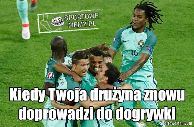 Sukces! /Sportowememy.pl /Internet