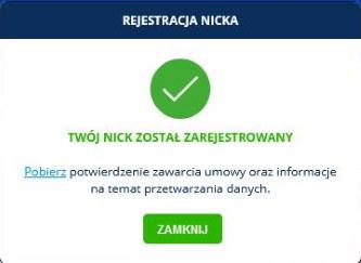 sukcesrejestracja /INTERIA.PL