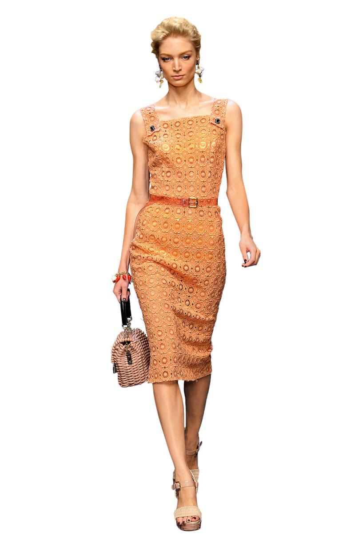Sukienka Dolce&Gabbana /Twój Styl