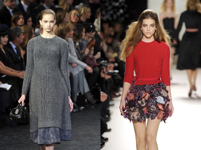 Sukienka - sweterek  /East News/ Zeppelin