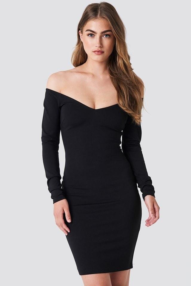 Sukienki imprezowe /materiał zewnętrzny
