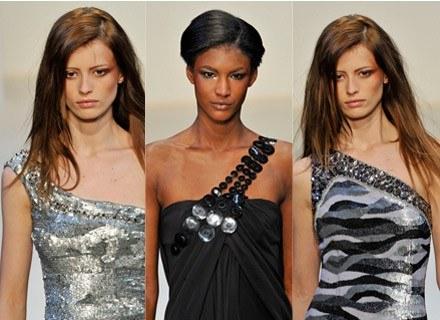 Sukienki na jedno ramię są bardzo modne /East News/ Zeppelin