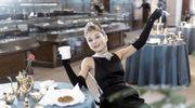 Suknia Audrey Hepburn na wybiegu