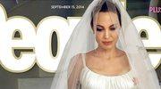 Suknia ślubna Angeliny