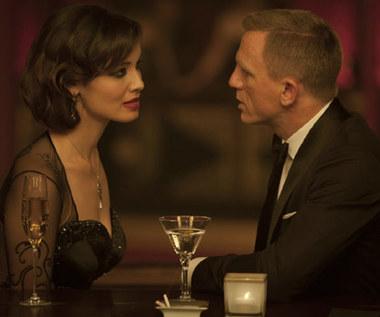 Suknię dziewczyny Bonda szyto pół roku