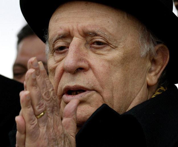 Suleyman Demirel miał 90 lat fot. Tarik Tinazay /AFP