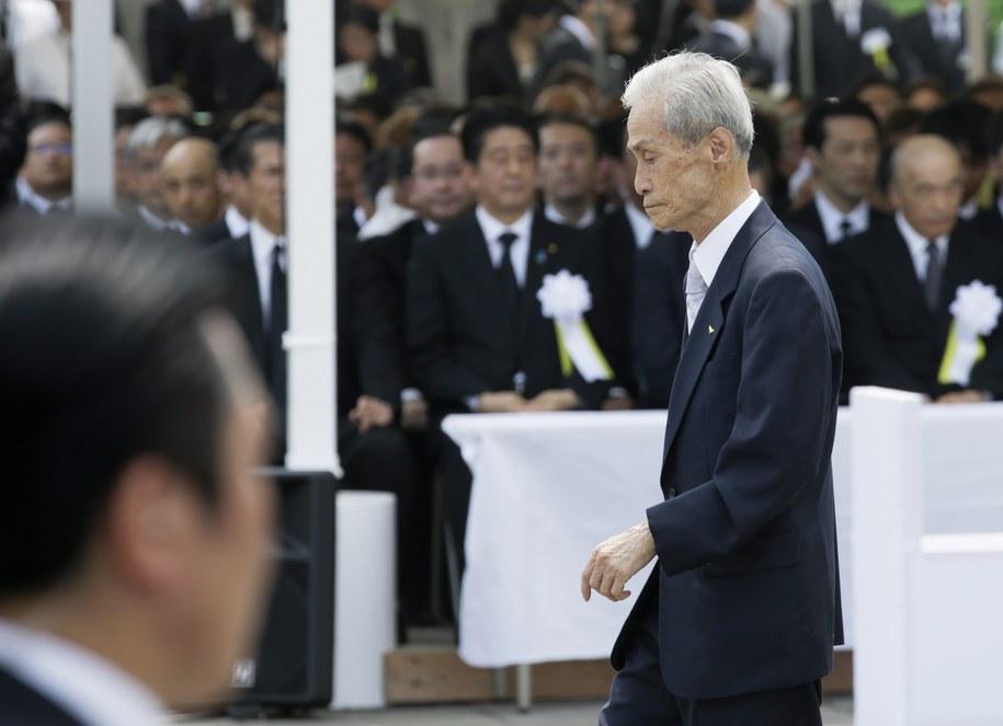 Sumiteru Taniguchi /KIMIMASA MAYAMA /PAP/EPA