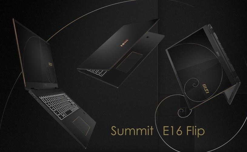 Summit E13 Flip /materiały prasowe